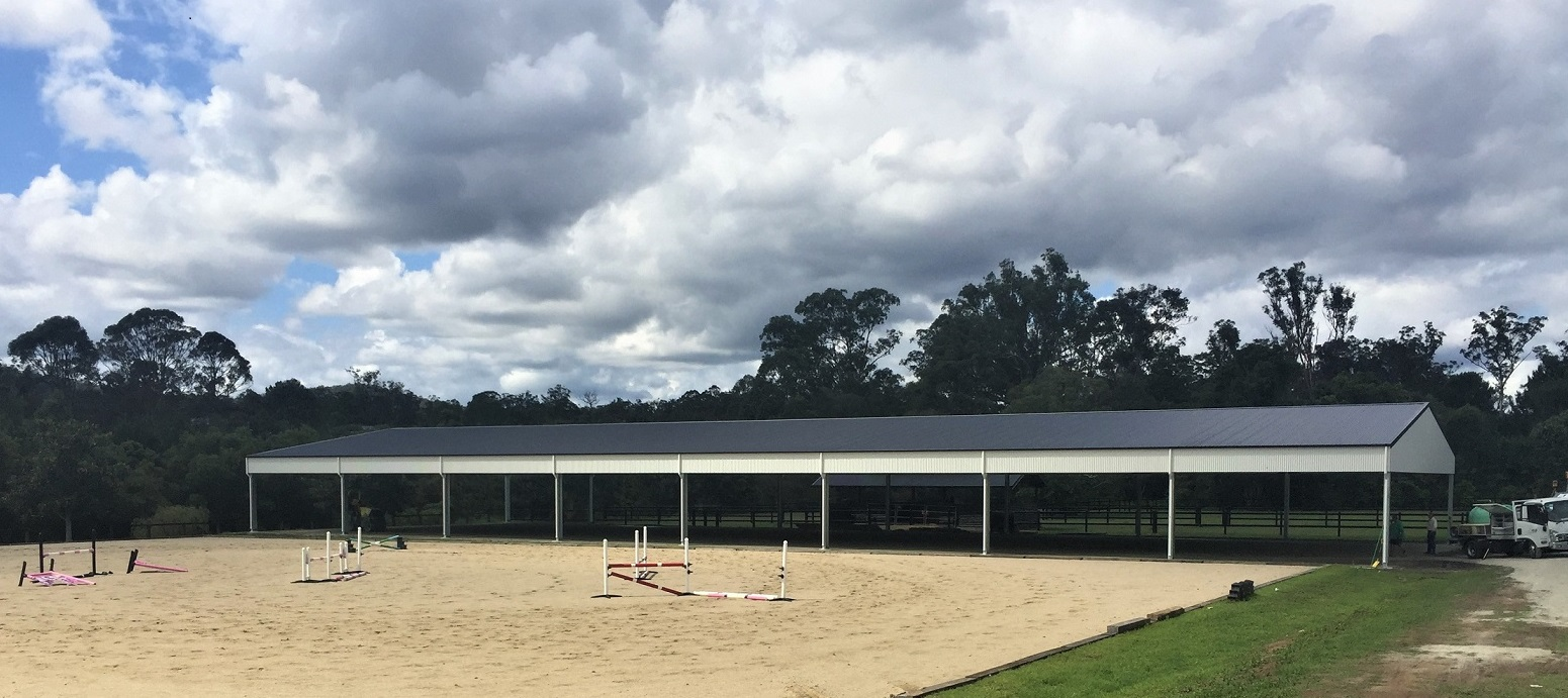 Equestrian Arena Roof