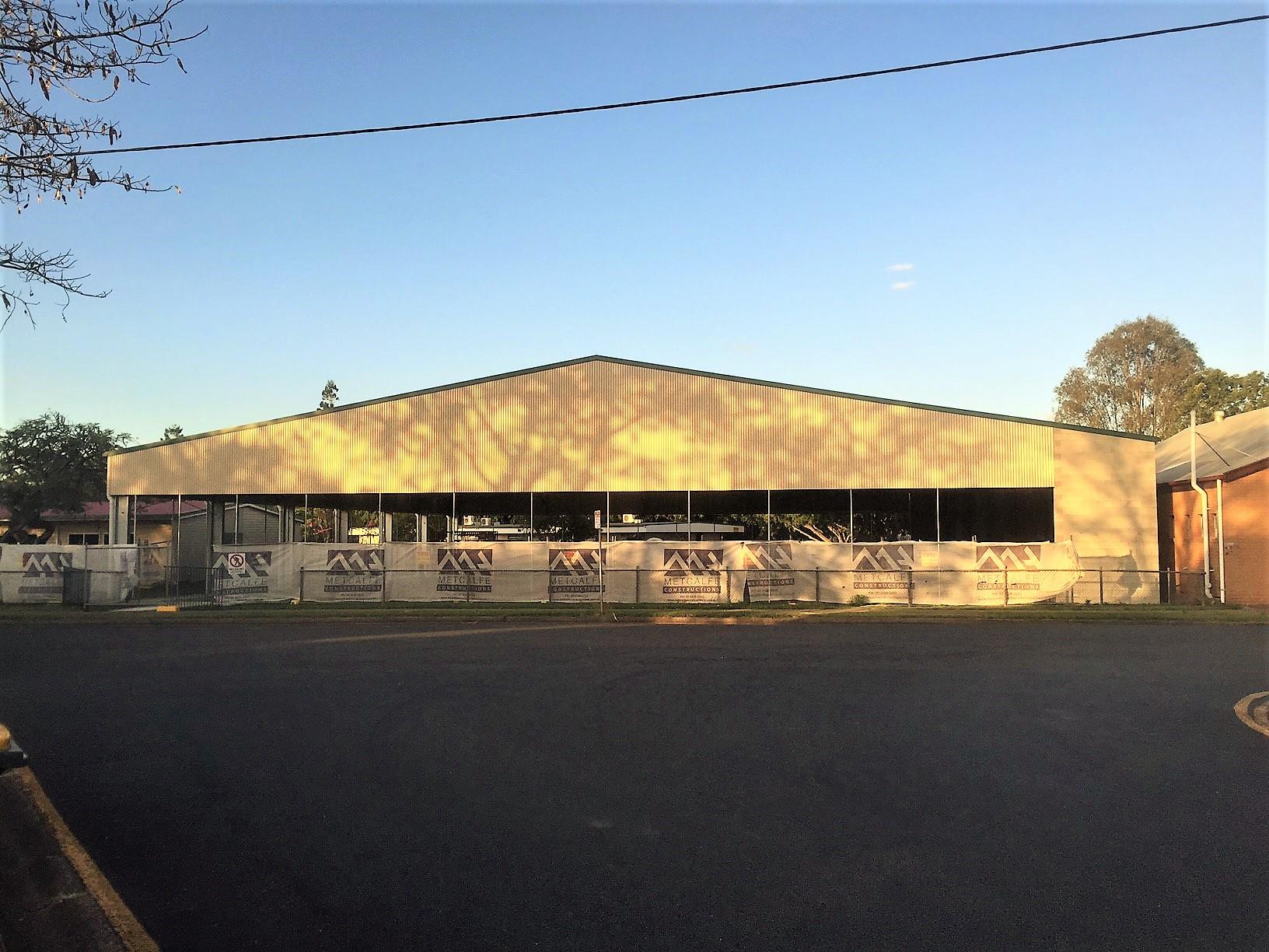Granville School SMRT® Hybrid COLA Building